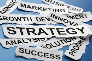 Achieving your vision with strategy